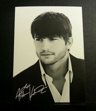 Ashton Kutcher 70's Show Retro Photo Autograph Replica Official Gift Present