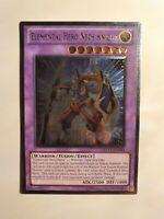 Yu-Gi-Oh! - Elemental Hero Neos Knight *Ultimate Rare* EXVC-EN093 Unlimited NMLP