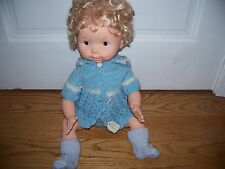 Vintage 1977 Vogue Patty Cake Doll 18 inches