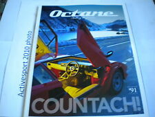 Octane Magazine. Issue 91 January 2011 Lamborghini Countache - Ferrari Enzo