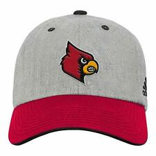 Adidas NCAA Louisville Cardinals Youth Boys Chain Stitch Slouch Hat OS New