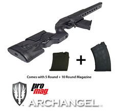 ProMag Archangel Stock AA9130 + 5rd +10rd Magazine for Mosin-Nagant sniper rifle