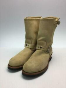 RED WING   Us11 Beg Suede 8268 Size US 11 beige From Japan boots 3680