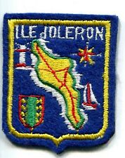 ECUSSON A COUDRE ILE D'OLERON CHARENTE MARITIME6.5 X 5 CM