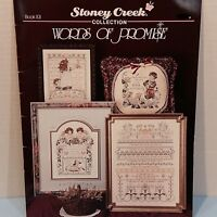 Cross Stitch Patterns Words Of Promise 8 Counted Cross Stitch Patterns
