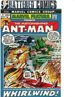 MARVEL FEATURE #6 & #7 THE ASTONISHING ANT-MAN Free Ship