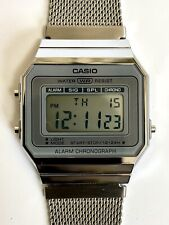 Casio Digital Wrist Watch A700WEM-7AEF
