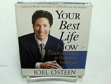 YOUR BEST LIFE NOW: 7 Steps to Living at Your Full Potential by Joel Osteen CD