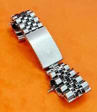 Rolex Watch Bracelet Jubilee Ssteel 20mm 62510H 555B GMT 1675,16750 Datejust