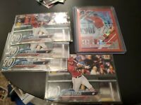 2018 Topps Chrome Victor Robles Rookie card lot (5)  #175 , Optic #/60