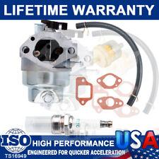 Carburador para HONDA GCV135 GCV160 GC135 GC160 GCV160A LA LAO LE Kit de filtro de combustible