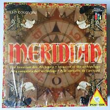 MERIDIAN Board Game by Piatnik & Rio Grande Games NEW & Factory SEALED