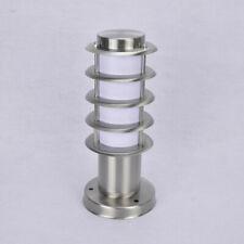 Outdoor Path light L30cm L45cm Stainless Steel pillar light acrylic post lamp
