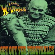 Thee Waltons - Get Out Yer Vegetables CD NEU OVP