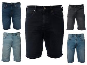 Mens Denim Shorts Bermuda Jeans Regular fit Half Pants Chinos