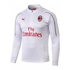 NWT Puma AC Milan Quarter Zip Training Top  XL Mens