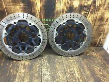 95-97 KAWASAKI NINJA ZX6 ZX-6 ZX 6 Front Brake Rotors Discs *THICKNESS 4.0MM*