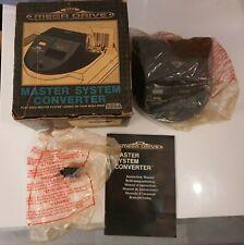 Sega Mega Drive Master System Converter
