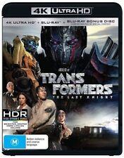 The Transformers - Last Knight (DVD, 2017, 3-Disc Set)