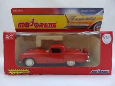 Majorette Legends 2402 1/32 Diecast 1956 Ford Thunderbird Red '56 T-Bird Car