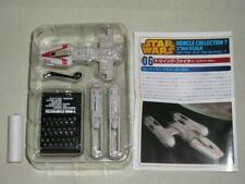 [No Box] Star Wars Vehicle Collection 7 Secret 1/144 Y-Wing Fighter Red Version