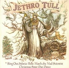 "JETHRO TULL ‎– Ring Out, Solstice Bells (1976 UK CHRISTMAS VINYL EP 7"")"