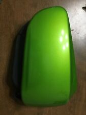 2004 Kawasaki VN1600 Vulcan Meanstreak Right Side Cover Panel Green EC