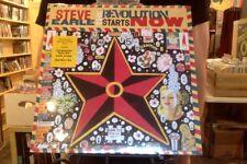 Steve Earle The Revolution Starts Now LP sealed vinyl reissue