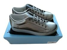 Lanvin Sneakers reflective silver 41 (fits 42)