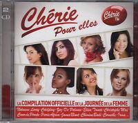 Compilation CD Chérie FM Pour Elles - France (M/M - Scellé / Sealed)