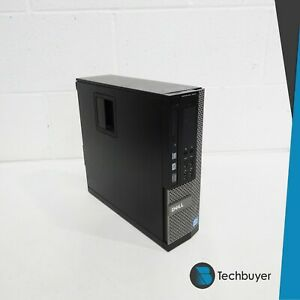 DELL OptiPlex 7010 SFF i3 3220 8GB Ram 500GB HDD Windows 10 Desktop PC