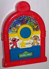 Vintage 1994 Sesame Street Jukebox by TYCO - No Coins - Plays Music