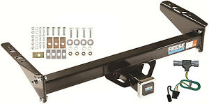 1992-1996 FORD F-150 TRAILER HITCH W/ WIRING KIT REESE CLASS III BRAND NEW