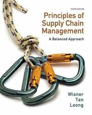 Principles of Supply Chain Management:A Balanced Approach 3rd Edition Wisner
