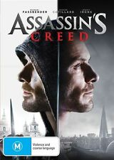 Assassin's Creed (DVD, 2017)