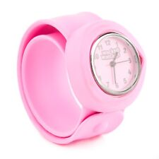 Wacky Watches SNAP ON SLAP WATCH FOR KIDS Quartz Silicone Choose your Colour