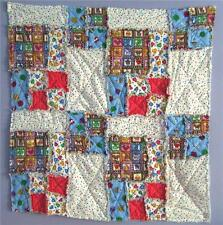 Baby Boy Christmas Rag Quilt Kit* With Pattern - sewing