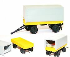 Other TT Scale Model Train Parts & Accessories