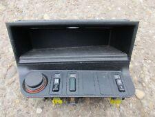 BMW E36 Mittelkonsole Ablagefach Schalter Sitzheizung ASC Ablage Fach 3er