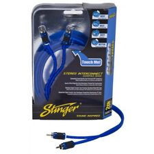 Stinger SI623 2-CHANNEL SHIELDED DIRECTIONAL INTERCONNECT 3FT/0.9M