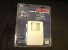 Bosch power box dock for iPod PBA100D