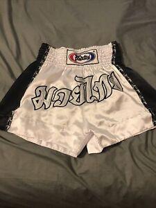 Fairtex Muay Thai Boxing Shorts XL 36