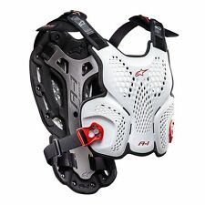Alpinestars A1 Motocross X-Large/2X-Large Roost Guard MX Chest Protector
