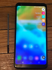 LG Stylo 4 - 32GB (Boost Mobile) Smartphone - Black