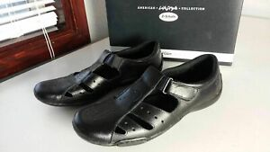 Dr. Scholls Women's Black Double Air Pillow Insole Shoes Size 9M E5M-01 (DR028)