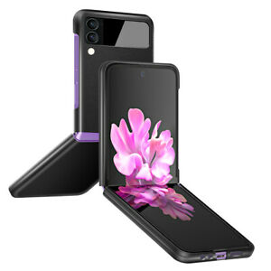 For Samsung Galaxy Z Flip 3 Bumper Protector Slim Shockproof Hard Case Cover
