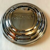 Ford Car 1941 and Pickup Truck 1941-1942 Polished Stainless Steel Hubcap