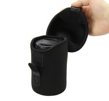 JJC Lens Case Bag Pouch fr Samsung 18-55mm Sony E 18-55mm 10-18mm Fujinon XF16mm