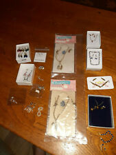 New, Never Displayed Lot # 2 of Ooak Barbie / Integrity jewelry sets
