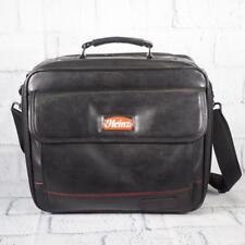 "Targus Heinz Logo 15"" Laptop Black Carry On Briefcase Bag w/ Shoulder Strap"
